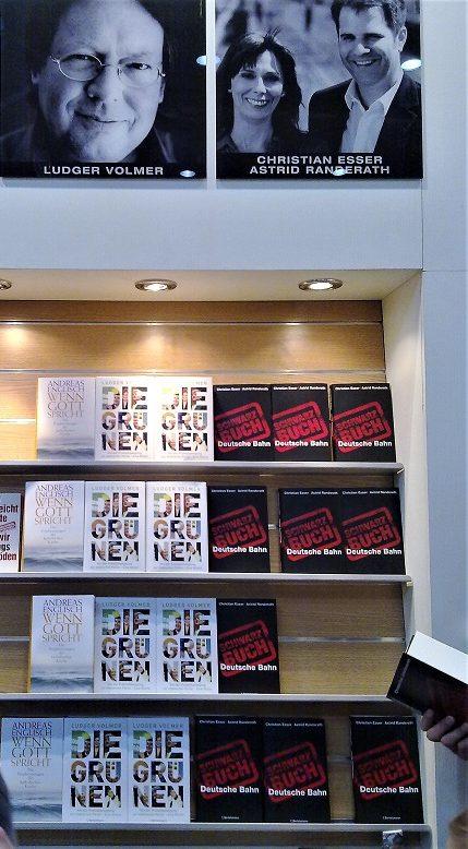 Buchauslage Buchmesse