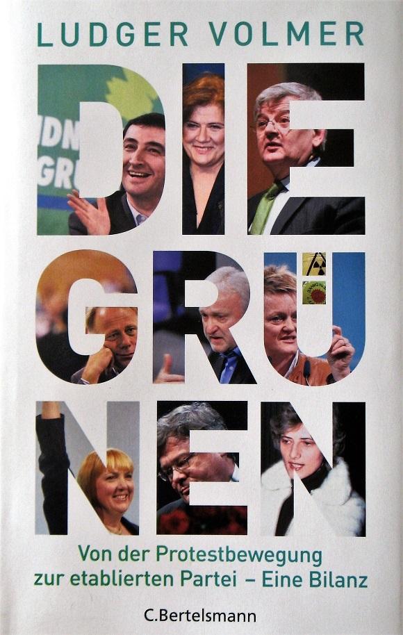 Cover Buch Die Grünen