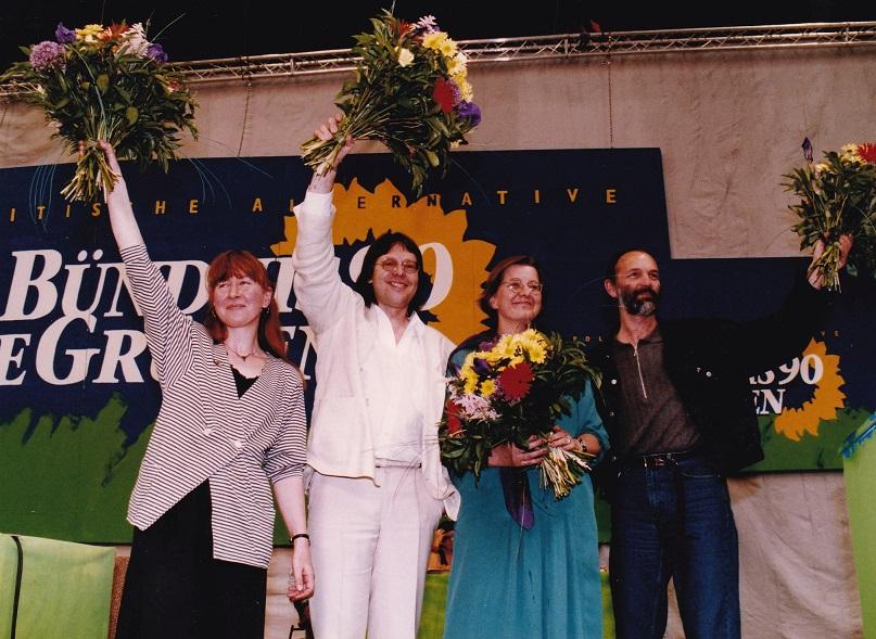 Bundesvorstand Bündnis 90/Die Grünen 1993